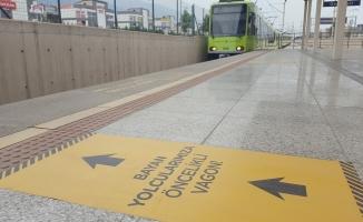 Bursa metrolarında yeni dönem! Kadınlara öncelikli vagon