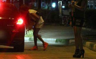 Bursa polisi Ramazan ayında fuhuşa izin vermedi