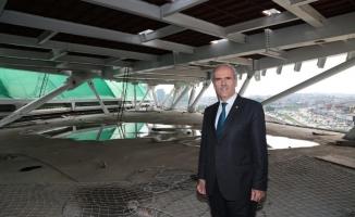 Bursa'nın yeni stadı 24 saat yaşayacak merkez olacak
