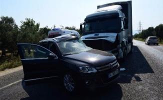 Bursa'da feci kaza! Ölü ve yaralılar var!