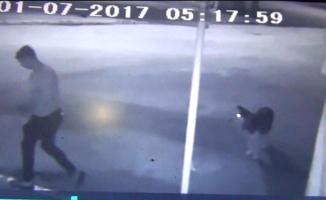 Bursa'da köpekli hırsız polisten kaçamadı!