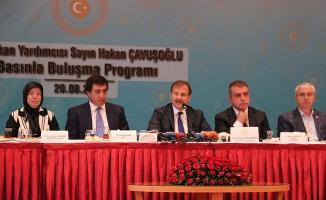 """""""Bursa'nın önünü açacak projeleri hayata geçirmek lazım"""""""