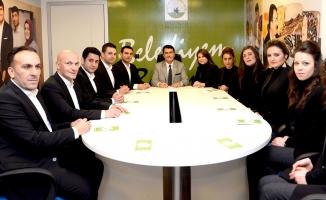 Bursa'da 'Belediyem Benimle' ekibi hayatı kolaylaştırıyor