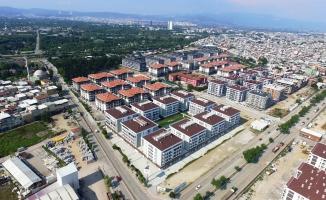 Bursa'da deprem odaklı kentsel dönüşüm