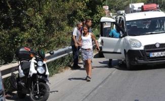 Bursa'da feci kaza! Yaralılar var