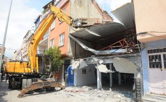 Bursa'da kaçak yapıyla mücadele hız kesmiyor