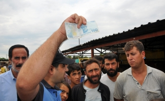 Bursa'da polisten sahte para uyarısı