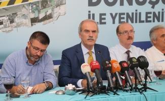 Bursa'da riskli binalar yıkıldı!