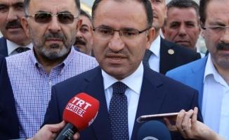 Bozdağ': 'Almanya PKK ve darbecileri himaye ediyor'