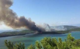 Türkiye'nin gözde turizm bölgesi alev alev yanıyor!