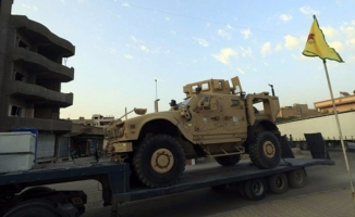 ABD'den YPG'ye silah konvoyu!