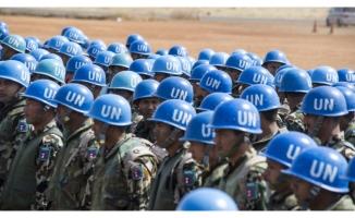 BM askerlerine saldırı!