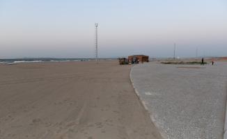Bursa sahilleri yıl sonuna hazır