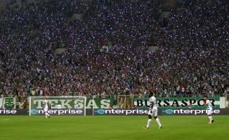 Bursaspor-Galatasaray maçında rekor bekleniyor