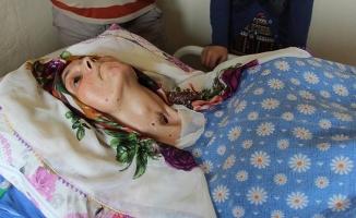 Hastanede bozuk cihazla tedavi edilince yatalak oldu!