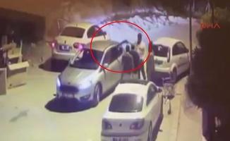 Kan donduran cinayetin görüntüleri ortaya çıktı!
