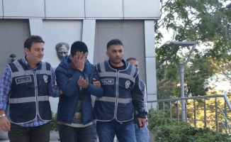 Bursa'da kapkaççıya suçüstü