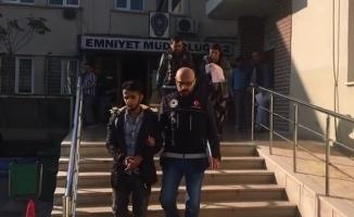 Bursa'da Whatsapp ihbar hattıyla yakalandılar!