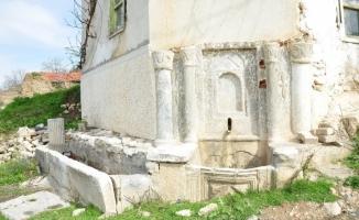 Bursa'nın tarihi çeşme ve hamam koruma altında