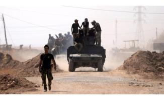 Irak ordusu Kerkük'te güvenliği sağladı!