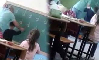 O öğretmenden şoke eden savunma!