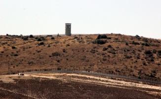Suriye sınırındaki duvar tamamlandı