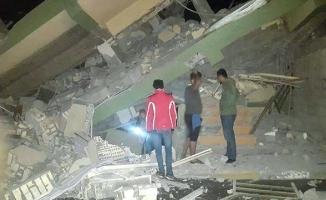 Başbakanlık'tan Irak'ta yaşanan depremle ilgili açıklama