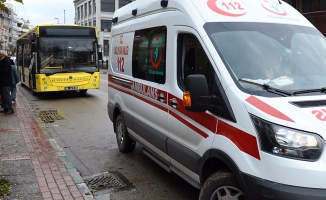 Bursa'da evine gitmek için bindiği otobüste hayatını kaybetti!