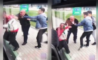 Bursa'da skandal! Şoför tartıştığı yolcuyu otobüsten attı