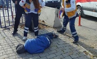 Karakol bahçesinde dehşet! 13 yaşındaki çocuk, 14 yaşındaki çocuğu vurdu