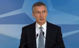 NATO Genel Sekreteri Stoltenberg: 'Erdoğan'a garanti verdim'