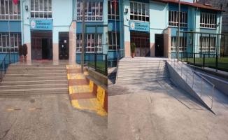 Osmangazi'den okullara hizmet desteği!