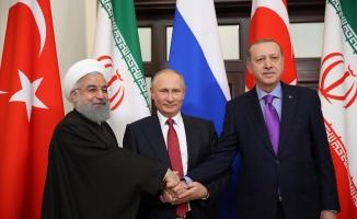 Soçi'de kritik Suriye zirvesi! Yeni aşama için ilk adım!