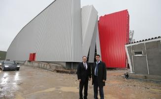 Türkiye'nin en büyük atletizm salonu Bursa'da açılıyor