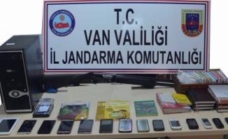 Van'da terör operasyonu: 17 gözaltı