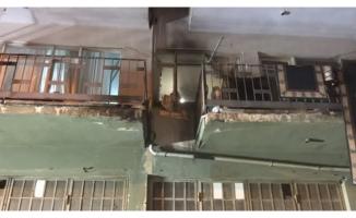 Bursa'da 6 kişilik bir ailenin yaşadığı eve molotofkokteylli saldırı!