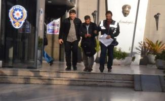 Bursa'da sahte savcıya suçüstü!