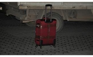 Bursa'da şüpheli bavul alarmı!