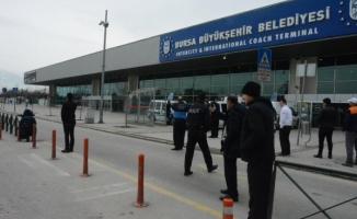 Bursa Terminal'ine neşter!