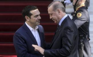 Erdoğan'ın çıkışının ardından Yunanistan'da önemli gelişme!