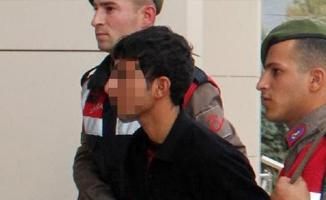 Gözaltına alınan terörist karakolda intihar etti!