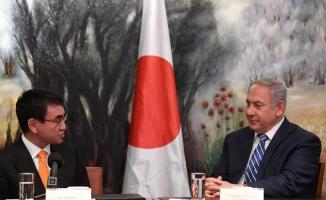 Japonya'dan İsrail'e ret!
