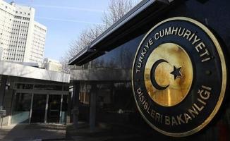 Türkiye'den Güney Kıbrıs Rum Yönetimi'ne sert açıklama: Kabul edilemez