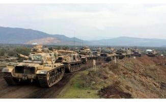 Afrin Harekatı'nda teröristlere büyük darbe!