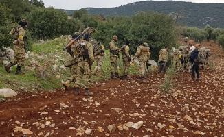 Afrin'de ilk köy alındı!
