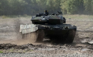 Almanya'dan skandal tank kararı!