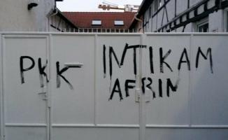 Almanya'daki Eyüp Sultan Camii'ne alçak saldırı!
