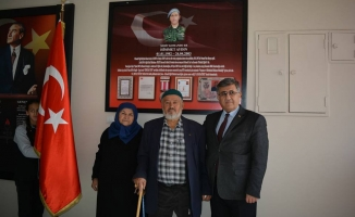 Bursa'da şehidin ismi okulda yaşatılacak