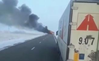 Kazakistan'da dehşet! 52 kişi hayatını kaybetti