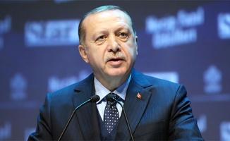 Erdoğan Bursa'dan seslendi: 'Onlar kaçacak bizler kovalayacağız'